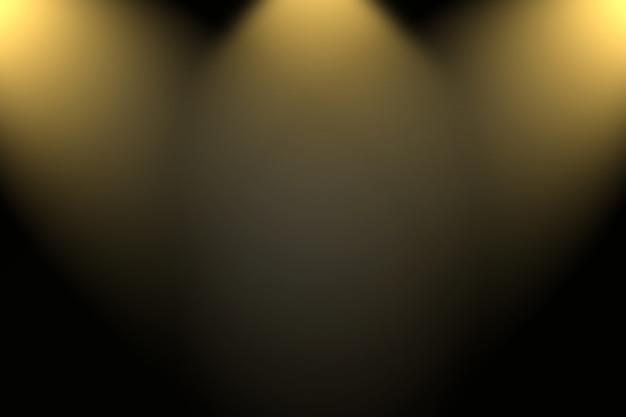 抽象的な滑らかなオレンジ色の背景レイアウト