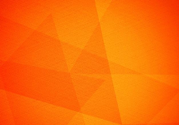 Аннотация оранжевый дизайн макета фона, студия, комната, веб-шаблон, бизнес-отчет с гладким цветом градиента круга.