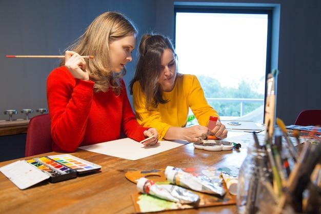 大人のための絵画教室