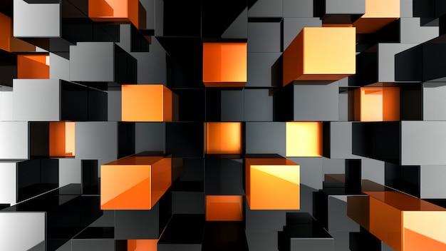 Квадратный абстрактный фон