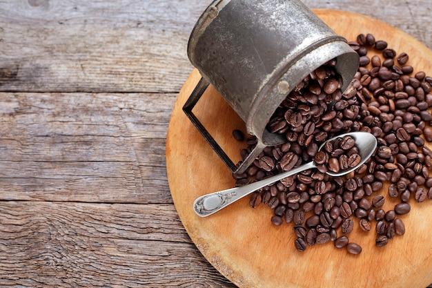 コーヒー粒