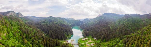 ルーマニアのブチェジ山脈