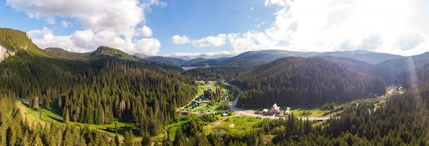 Горы буцеги в румынии