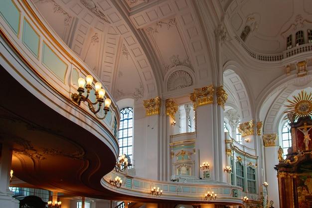 Церковь святого петра в гамбурге