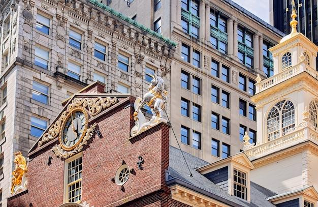 ボストンの旧州議事堂