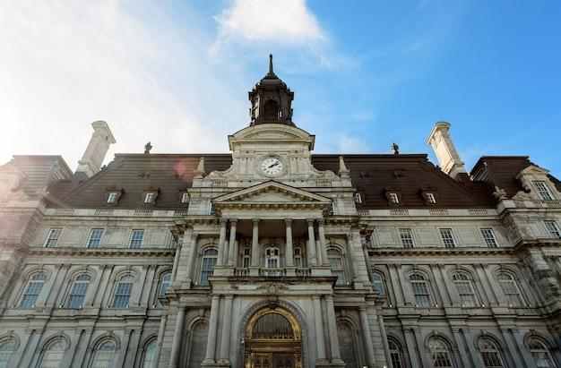 オタワの古典建築の宮殿