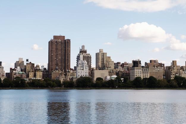 ニューヨーク市のパノラマ