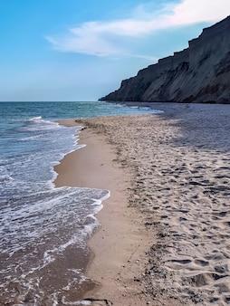 クロトノエの黒海沿岸