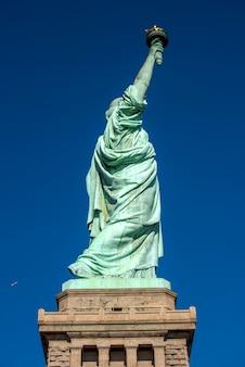 アメリカ、ニューヨークの自由の女神
