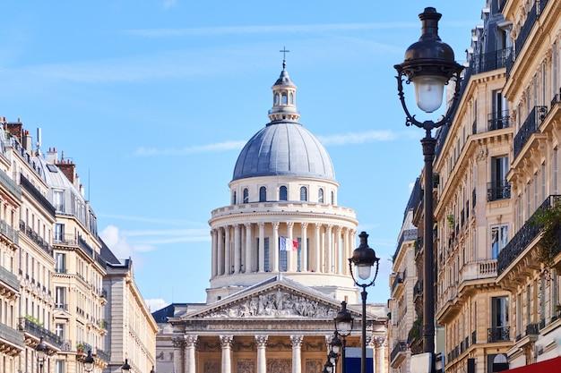 パリのパンテオンビル