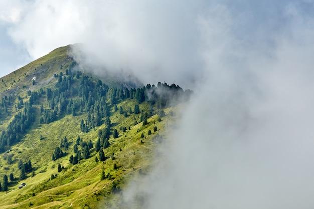ヴァルガルディーナ山渓谷