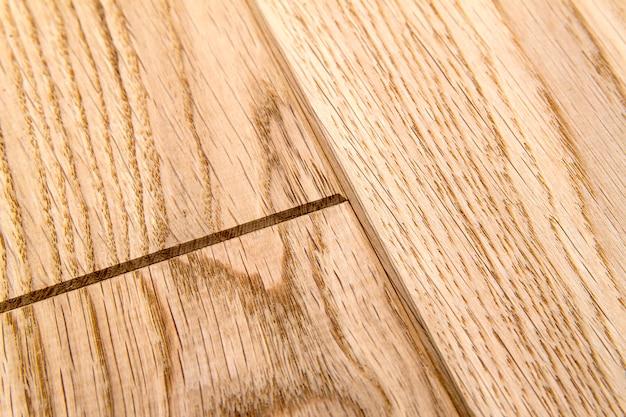 ラミネートまたは寄木細工のいくつかの板
