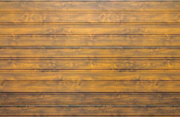 茶色の木の板のテクスチャ背景。ヴィンテージ効果