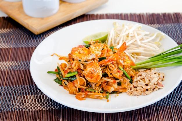 海老炒め麺