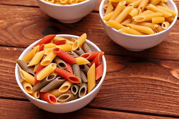Сушеные макароны