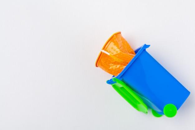リサイクル、世界環境デー、エコのコンセプト