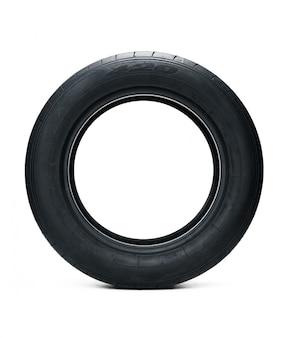 ゴム製車のタイヤ