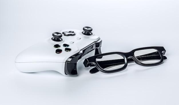 分離されたビデオゲームコントローラー