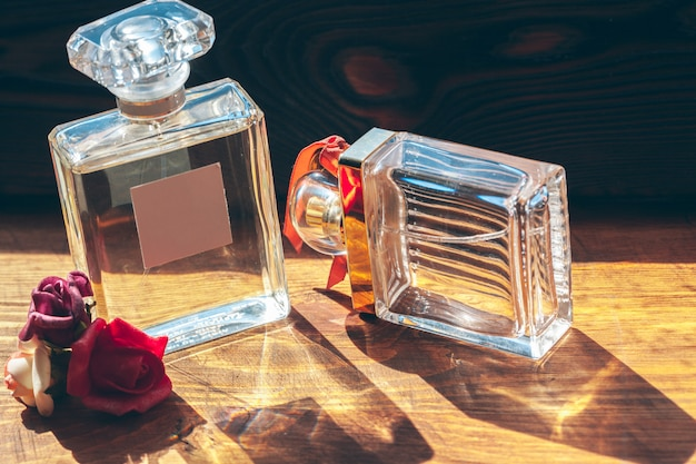 香水瓶スプレー