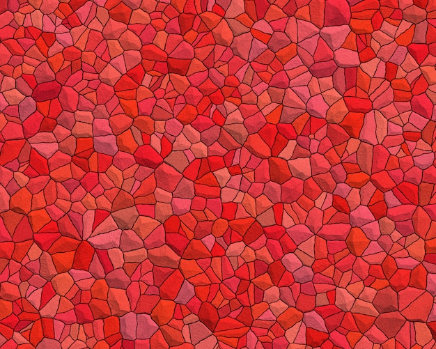 Красный тренкадис фон