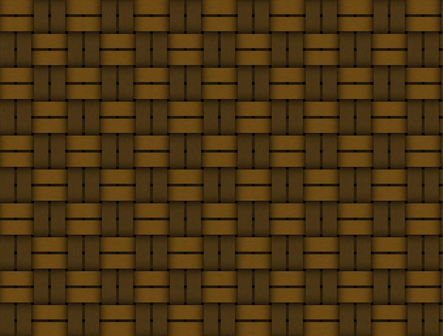 Старый тканый узор из дерева