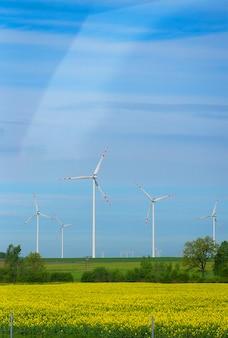 エコパワー、風力タービン