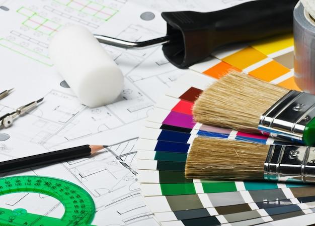 住宅改修のためのアクセサリーとツール