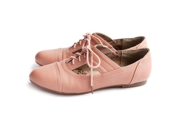女性の靴のペア