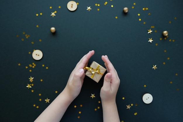 Рождество или новый год украшение фон