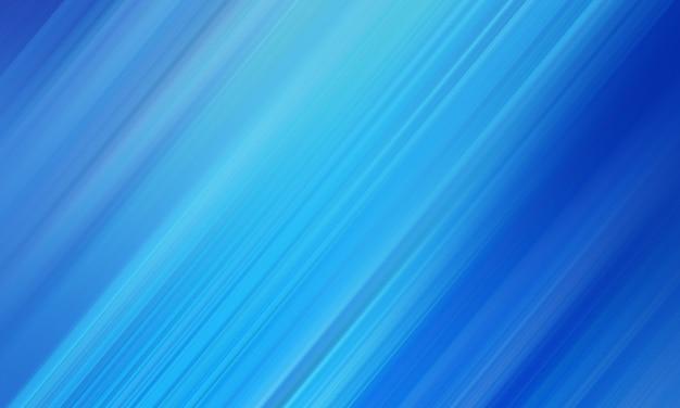 青い斜めストリップラインの抽象的な背景