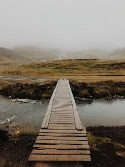 Мост через ручей