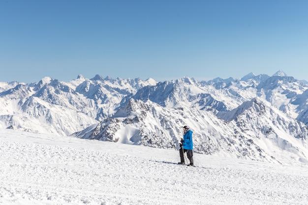 山の上の遠征