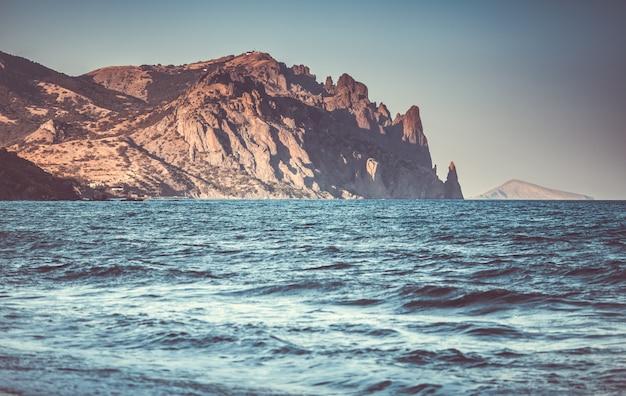 美しい海の風景
