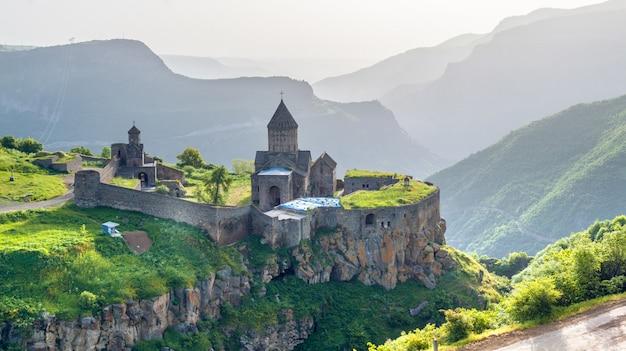 Древний монастырь. татев. армения