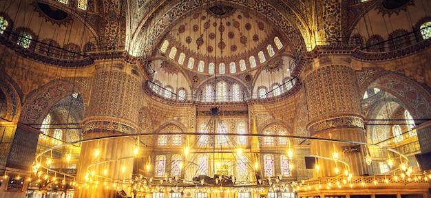 Голубая мечеть султана ахмета ками