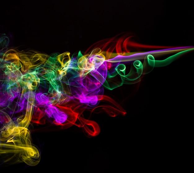 Абстрактный дым