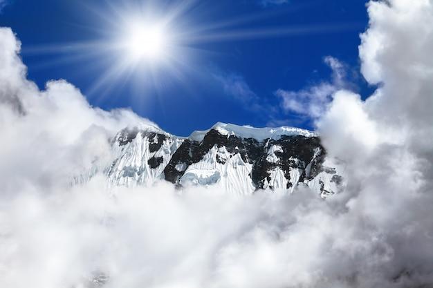 ネパールでのトレッキング