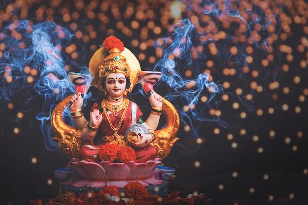 Индийский фестиваль дивали фон