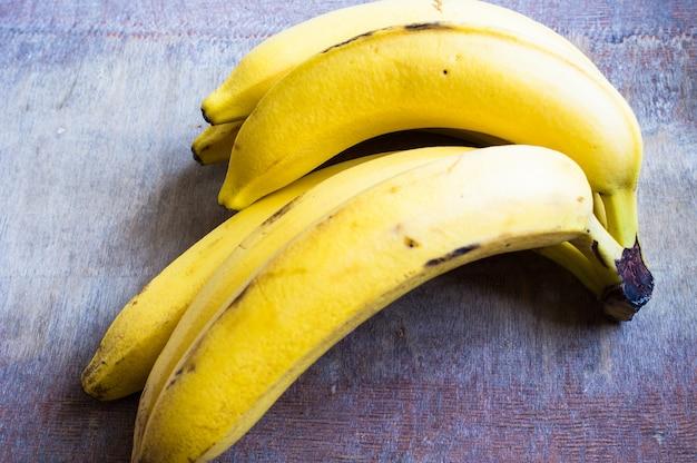 Свежие банановые фрукты