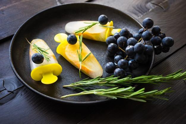 有機食品のシーン