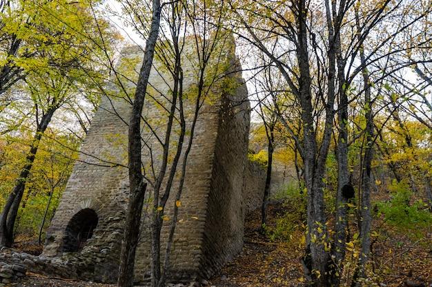 グルジアの自然景観