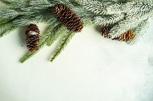 クリスマスシーンのコンセプト