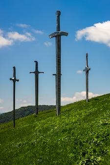 ディドゴリの戦いの記念碑