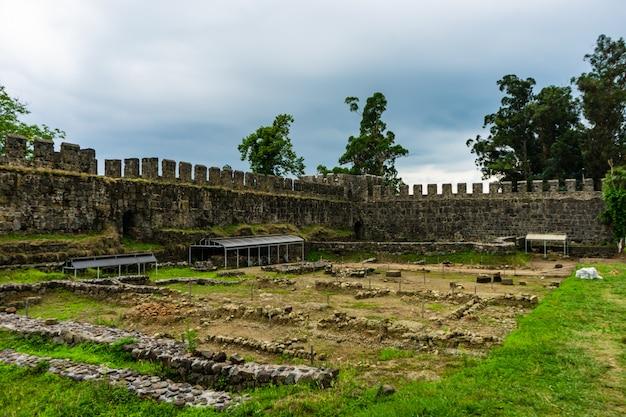 古代ゴニオアスパロス要塞