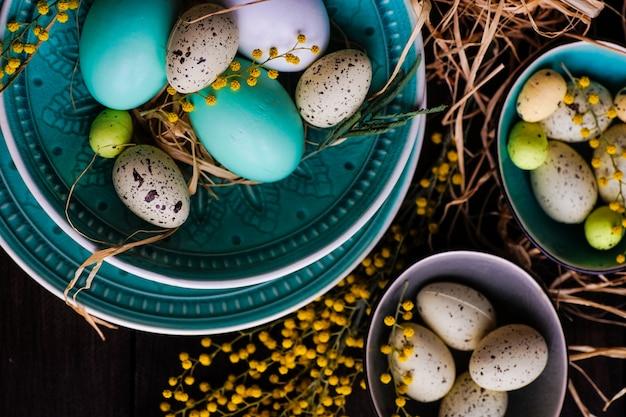 イースター休暇の卵