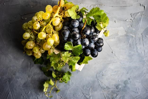 さまざまなブドウ