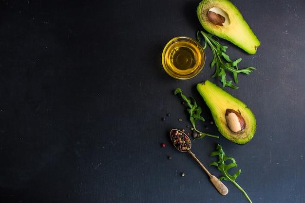 健康的な有機食品