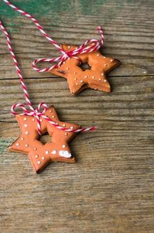 ジンジャーブレッドクリスマスクッキー