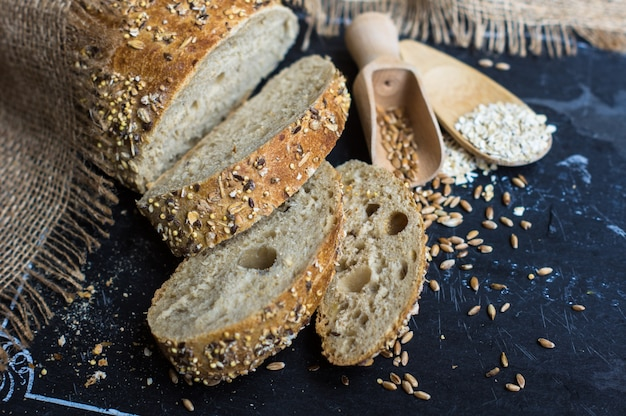 Другой тип хлеба
