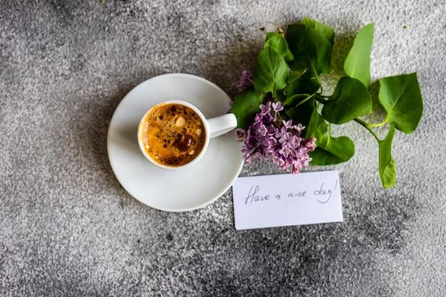 コーヒータイムのコンセプト